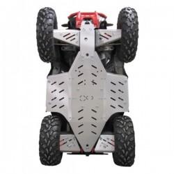 Skid Plate Full Kit Aluminium Polaris-850 Scrambler-1000 Scrambler