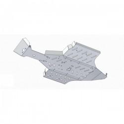 Skid Plate Aluminium Polaris-Sportsman 850X2-Sportsman 550X2