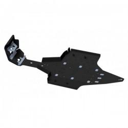 Skid Plate HDPE Plastic Polaris-Sportsman 850 X2-Sportsman 550 X2