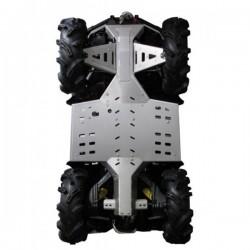 Skid Plate Full Kit Aluminium Alloy CanAm - Outlander 500-650 Max-Outlander 800R Max-XMR