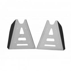 Front Rear A-arm Protections Aluminium Alloy CanAm-Renegade 800-Renegade 500
