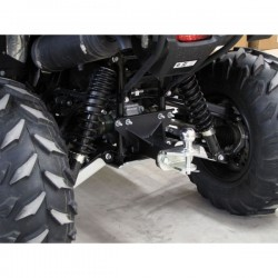 Kit Attelage - Yamaha Grizzly 550 - Grizzly 700