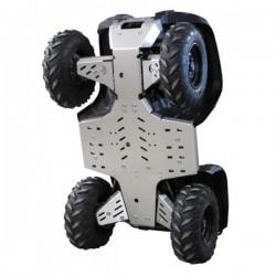 Skid Plate Full Kit Aluminium Alloy Yamaha 700 Grizzly 2014-2015