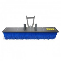 Push Broom Pushtube Set ATV SSV UTV