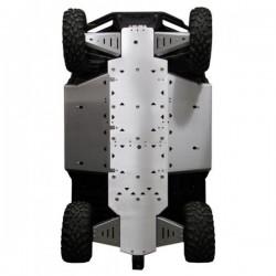 Skid Plate FULL KIT Aluminium Alloy Polaris 900 Diesel Ranger 800 Ranger EPS