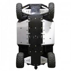 Skid Plate FULL KIT Plastic Aluminium Alloy Polaris 900 Diesel Ranger 800 Ranger EPS