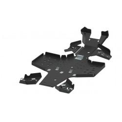 Skid Plate Full Kit HDPE Plastic Yamaha-700 Kodiak