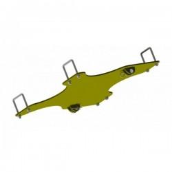 Kit de Fixation - Lame à Neige - Kymco - UVX500