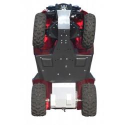 Protection Intégrale Alu Plastique - Honda - TRX420 Fourtrax