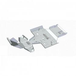 Skid Plate Full Kit Aluminium Honda TRX 500 Rubicon Foreman