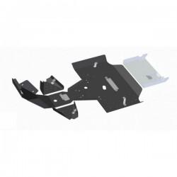 Protection Intégrale Plastique Alu - Honda - TRX 500 Rubicon TRX 500 Foreman