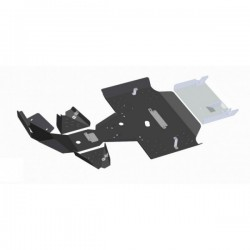 Skid Plate Full Kit HDPE Plastic Honda TRX 500 Rubicon TRX 500 Foreman