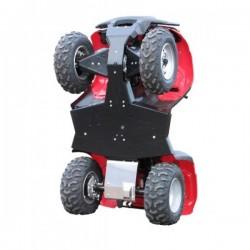 Protection Intégrale Plastique et Alu - Honda - TRX 500 FPE - TRX 500 FE