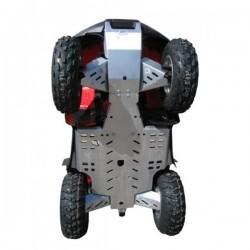 Skid Plate Full Kit Aluminium Honda - TRX 680 Rincon - TRX 650 Rincon