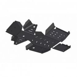 Skid Plate Full Kit HDPE Plastic Kawasaki - KVF650 BruteForce