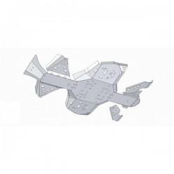 Skid Plate Full Kit Aluminium Alloy CanAm-Renegade 500 G2-Renegade 800 G2-Renegade 1000 G2