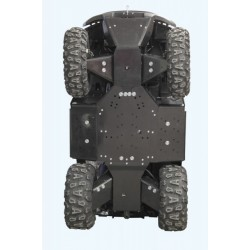 Skid Plate Full Kit HDPE Plastic Goes 525i Max-625i Max