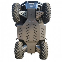 Skid Plate Full Kit Aluminium Alloy Goes 520