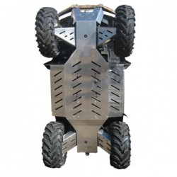 Skid Plate Full Kit Aluminium Alloy Goes 520 Max