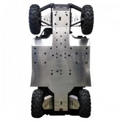 Skid Plate Full Kit Aluminium Alloy H Sun UTV HS700