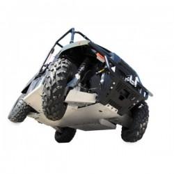 Skid Plate Full Kit Aluminium Polaris 400 Ranger
