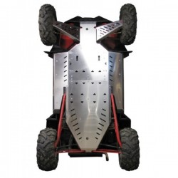 Skid Plate FULL KIT Aluminium Alloy Polaris RZR 900 XP