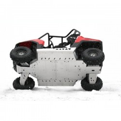 Skid Plate FULL KIT Aluminium Alloy Polaris RZR800