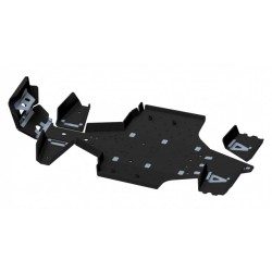Skid Plate Full Kit HDPE Plastic Polaris Sportsman 550 X2 Touring-850 Sportsman X2 Touring