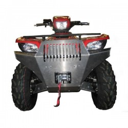 Protection Avant Alu - Suzuki - LTA450 KingQuad-500 AXi KingQuad EPS-LTA700 KingQuad-LTA750 KingQuad