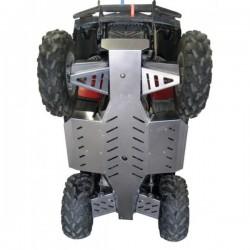 Skid Plate Full Kit Aluminium Polaris 800 Sportsman X2