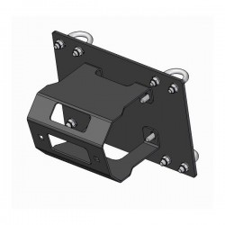Rear Winch Mounting Kit Arctic Cat 400 550 700