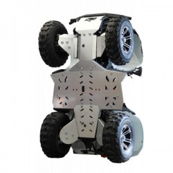 Skid Plate FULL KIT Aluminium Alloy Triton-Access-Outback 700