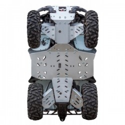 Skid Plate Full Kit Aluminium Alloy Goes 725i