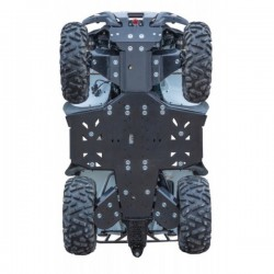Skid Plate Full Kit HDPE Plastic Goes 725i