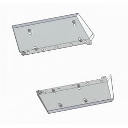Side Protections Aluminium Polaris 400 Ranger