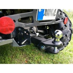 Hitch Extender 2 Way Hitch Kit CanAm Outlander 1000 Renegade 1000