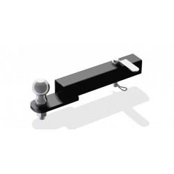 Hitchball Extender CF Moto 800 3 Tracker