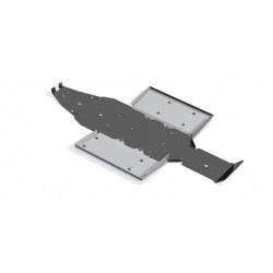 Skid Plate Plastic Alu Polaris 570 Ranger 2014