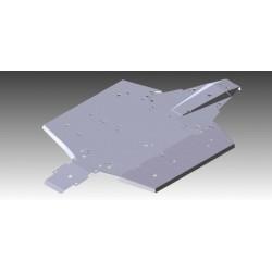 Skid Plate Aluminium Alloy Polaris Ranger 900 XP