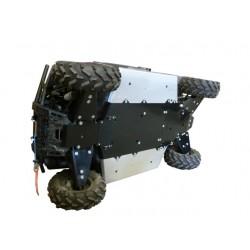 Skid Plate FULL KIT Plastic Aluminium Alloy Polaris Ranger 900 XP Ranger 1000 Diesel