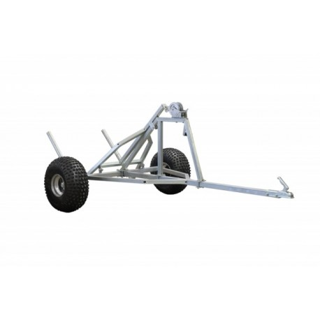 Remorque Foin pour Quad SSV UTV Mini Tracteur