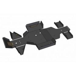 Skid Plate Full Kit HDPE Plastic Linhai 400