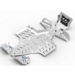 Skid Plate Full Kit Aluminium Polaris Sportsman 1000 XP