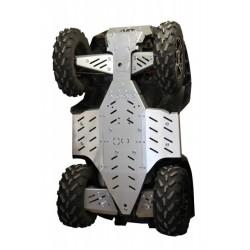 Skid Plate Full Kit Aluminium Polaris Sportsman 1000 XP