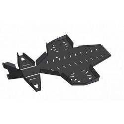 Skid Plate Full Kit HDPE Plastic CanAm Renegade 500 G1 Renegade 800 G1