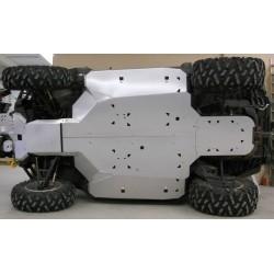 Skid Plate Aluminium Alloy CanAm Commander 1000