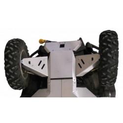 Front A-arm Protections Aluminium Alloy CanAm Commander 1000