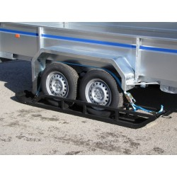 Trailer Ski Kit For 2 Axle Trailer