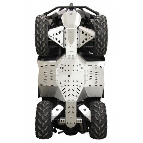 Skid Plate Full Kit Aluminium Alloy CanAm Outlander 1000 G2 Max 2017