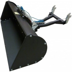 PLOW BUCKET 1280mm ATV SSV UTV